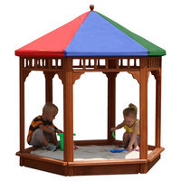 Gorilla Playsets Play-Zee-Bo Sandbox