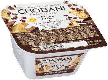 Chobani® Flip® Coffee Break Bliss Low-Fat Greek Yogurt