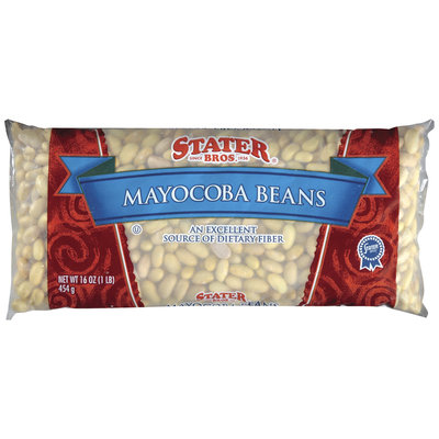 Stater Bros. Mayocoba Beans 16 Oz Bag