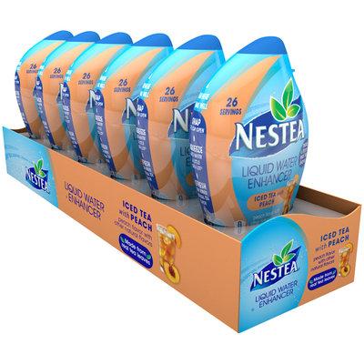 Nestea® Iced Tea with Peach Liquid Water Enhancer