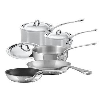 Mauviel M'Cook 8 Piece Cookware Set