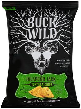 Buck Wild™ Jalapeno Jack Tortilla Chips 5.5 oz. Bag