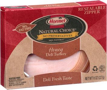Hormel® Natural Choice® Honey Sliced Deli Turkey