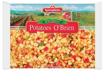 Springfield O'brien  Potatoes 24 Oz Bag