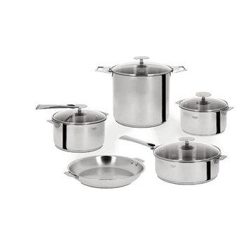 Cristel Casteline Removable Handle 13-Piece Cookware Set