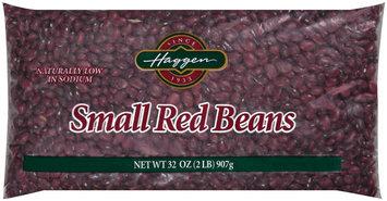 Haggen Small Red Beans 32 Oz Bag