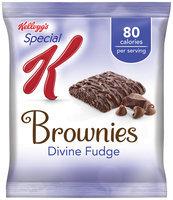 Special K® Kellogg's Divine Fudge Brownie