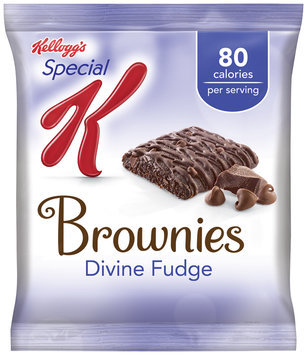 Special K® Kellogg's Divine Fudge Brownie