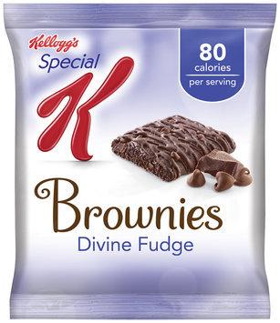 Kellogg's® Special K® Divine Fudge Brownie 0.7 oz. Pack