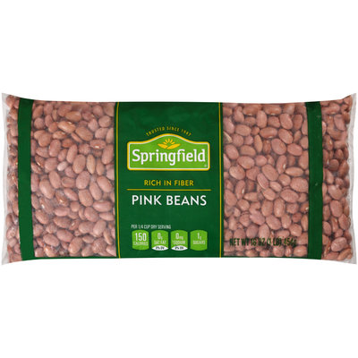 Springfield® Pink Beans 16 oz. Package