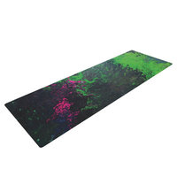 Kess Inhouse Acid Rain by Claire Day Yoga Mat