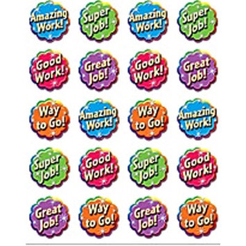 Teacher Created Resources Tcr5752 Good Work Stickers 120 Stks