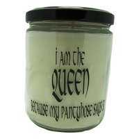Starhollowcandleco I am the Queen.