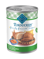 THE BLUE BUFFALO CO. BLUE™ Family Favorite Recipes® Turducken For Adult Dogs