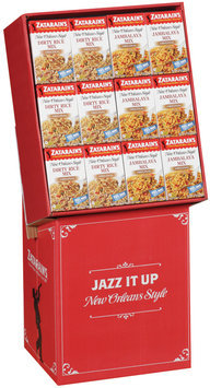 Zatarain's® Original Dirty Rice Mix/Original Jambalaya Mix Display