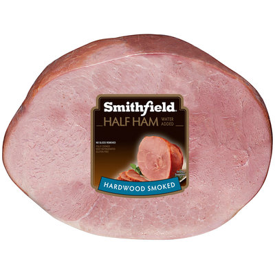 Smithfield® Hardwood Smoked Half Bone-In Ham