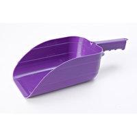 Miller Feed Scoop Purple 5pint - 90/9004