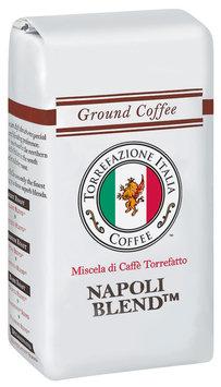 Torrefazione Italia  Napoli Blend Ground Coffee 12 Oz Bag