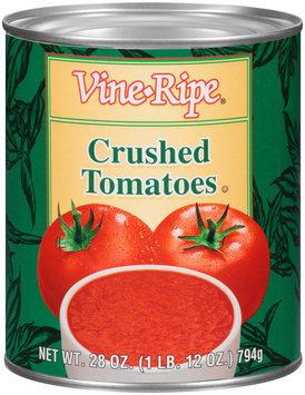 Vine-Ripe® Crushed Tomatoes 28 oz. Can