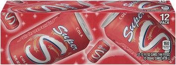 Schnucks Super S Cola 12 Oz Cans Soda 12 Ct Box