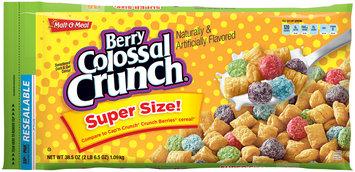 Malt-O-Meal® Berry Colossal Crunch® Cereal 38.5 oz. ZIP-PAK®