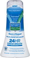 Smart Mouth™ Gum & Plaque Clean Mint Mouthwash 16 fl. oz. Bottle