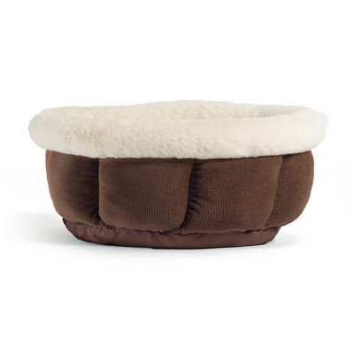 Best Friends By Sheri Cuddle Cup Dog Bed Color: Graphite