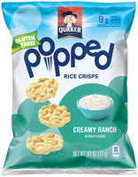 Quaker Life® Creamy Ranch Rice Crisps