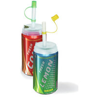 Jokari Fizz Keeper and Soda Straw