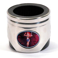 Motorhead Products MH-2121 Lady Luck Coozie