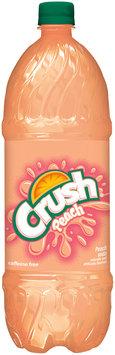 Crush® Peach Soda 1.5L Bottle