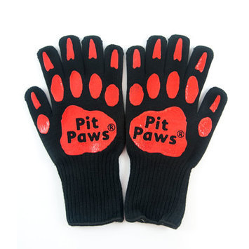 Charcoal Companion Pit Paws BBQ Gloves - Set of 2