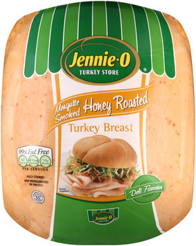 Jennie-O Turkey Store® Deli Favorites Mesquite Smoked Honey Roasted Turkey Breast Package