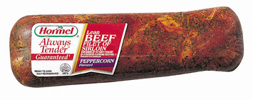 HORMEL ALWAYS TENDER Filet of Sirloin Peppercorn Beef