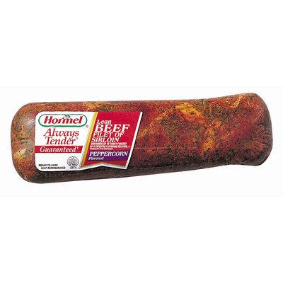 HORMEL ALWAYS TENDER Filet of Sirloin Peppercorn Beef