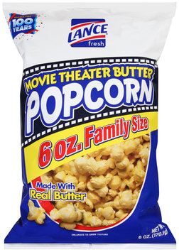 Lance® Movie Theater Butter Popcorn