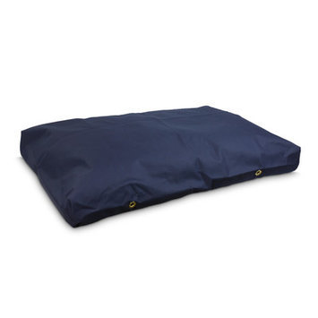 Snoozer Navy 100% Polyester Rectangular Dog Bed 77021