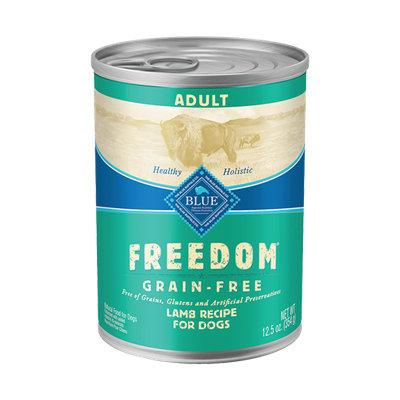 THE BLUE BUFFALO CO. BLUE™ Freedom® Grain-Free Lamb Recipe For Adult Dogs
