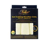 Fuller Brush Dust Grabbing Microfiber Cloths (3 Pack)