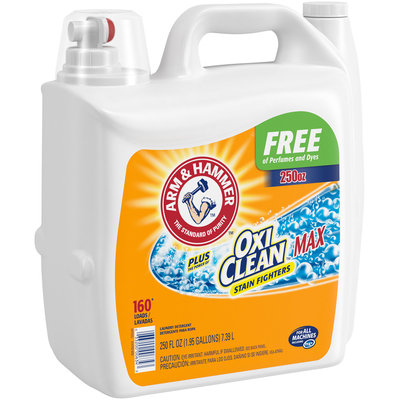 ARM & HAMMER™ Laundry Detergent Plus OxiClean