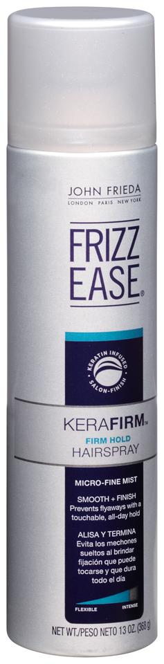 John Frieda Frizz Ease® KeraFirm™ Firm Hold Hairspray 13 oz. Can