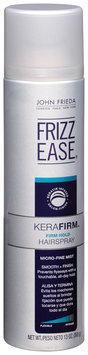 John Frieda Frizz Ease® KeraFirm™ Firm Hold Hairspray 13 oz. Can