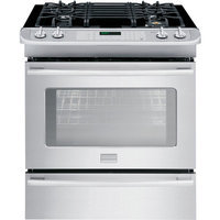 Frigidaire Professional 30 Stainless Steel Slide In Gas Range