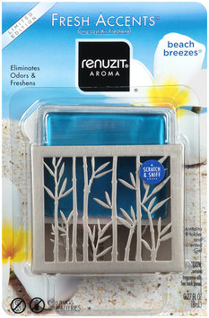 renuzit® aroma fresh accents™ air freshener beach breezes®
