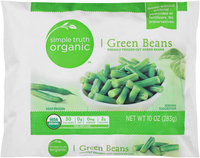Simple Truth Organic™ Green Beans 10 oz. Package