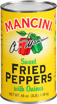 Mancini® Sweet Fried Peppers with Onions 48 oz. Can