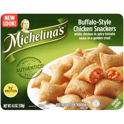 Michelina's® Buffalo-Style Chicken Snackers 4.5 oz. Tray
