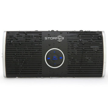 Toilettree Products Water-Resistant Portable MP3 Speaker Color: Black