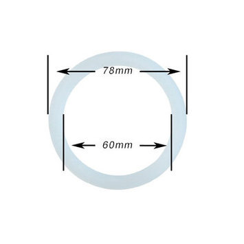 Cuisinox 6 Cup Silicone Gasket for Firenza and Barista Coffee Maker
