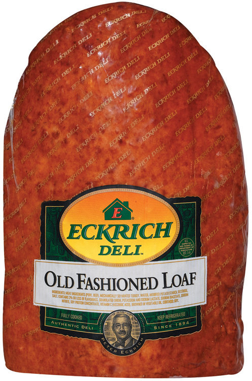 Eckrich Old Fashioned Loaf Deli - Loaves